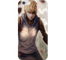 Genos 8 iPhone Case/Skin