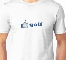 like golf Unisex T-Shirt