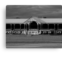 Victoria Park Racecourse Canvas Print