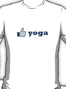 like yoga - boys T-Shirt