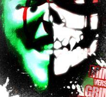 Bitter Rivals 2: Mimic v Grimm circa: 2009 Sticker