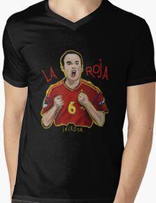 La Roja-Iniesta T-Shirt