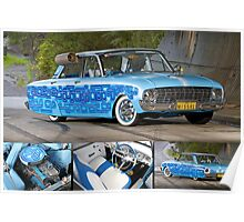 Greg Pennell's XL Falcon Sedan - Poster Poster