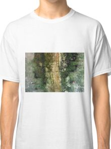 Abstract natural wall art Classic T-Shirt