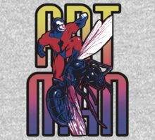The Astonishing Antman Baby Tee
