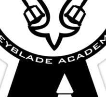Keyblade Academy Sticker