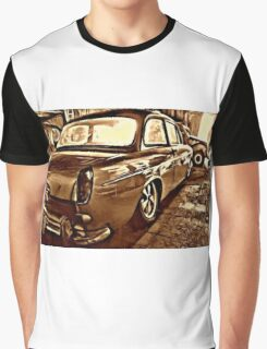T3 & Bug Graphic T-Shirt