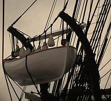Boston Harbor by EHutchison