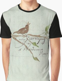 The Songbird Graphic T-Shirt
