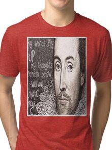 Shakespeare Tri-blend T-Shirt