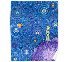 The Cosmic Little Prince Poster