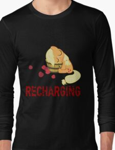 Recharging Long Sleeve T-Shirt