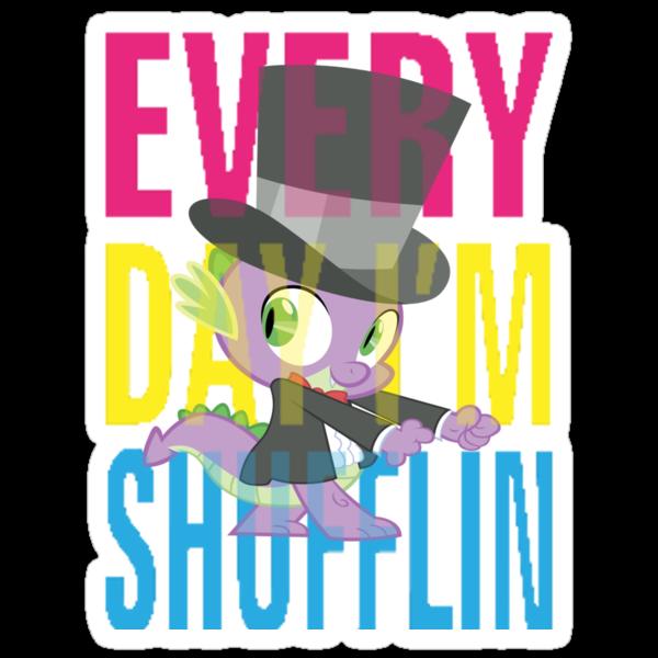 Shufflin' by minix