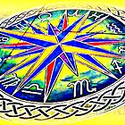 Zodiac compass by VicTOr Fraser by The Creative Minds
