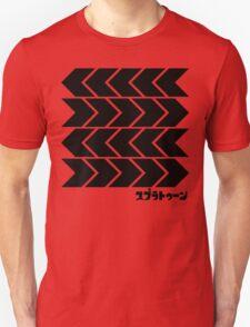 Splatoon Takoroka Vector T-Shirt