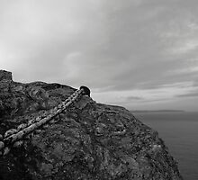 Chain Over the Sea by Simon R. Court