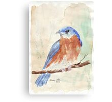 The Song sings itself Canvas Print
