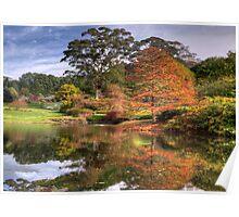 Secret Garden  #2-  Mount Wilson, NSW Australia - The HDR Experience Poster