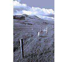 beautiful lush fields of ireland Photographic Print