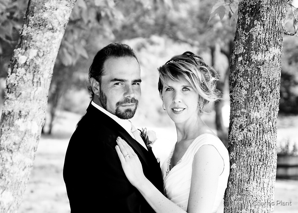 Jen and Mark by Charles Plant
