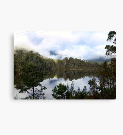Murchison Mirror 1 Canvas Print