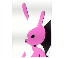 Beatrice Bunny Poster