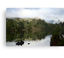 Murchison Mirror 3 Canvas Print