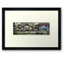 On the Way to KL Framed Print