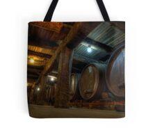 Winery Cellar Tote Bag