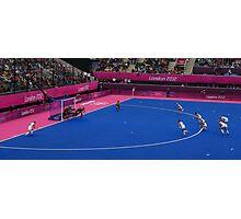 Olympics Hockey Photographic Print