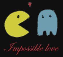 Impossible love  Kids Tee