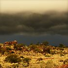 Outback storm clouds by Kevin McGennan