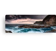 Avoca Coast Canvas Print