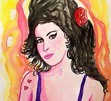 Amy... to my friend Laulau ? by karina73020