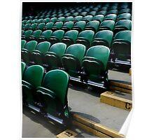 Wimbledon Green Poster