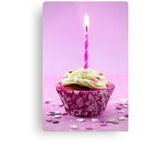 Love Cupcake Metal Print
