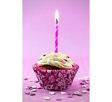 Love Cupcake Photographic Print