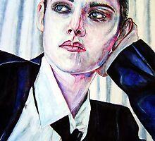 Kristen Stewart  by GalinaM