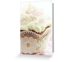 Precious Cupcake Greeting Card