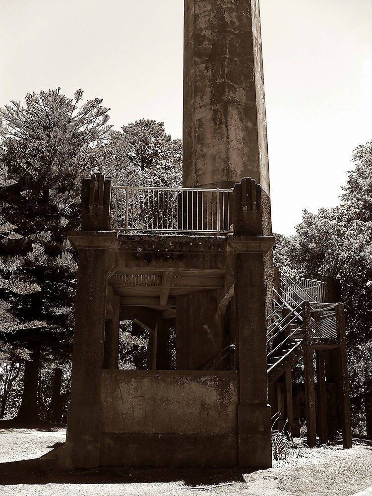 Lookout Tower. by Picturesque15