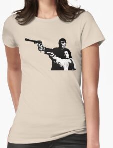 Léon: The Professional Womens Fitted T-Shirt