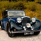 I've Just Seen Alvis by David J Knight