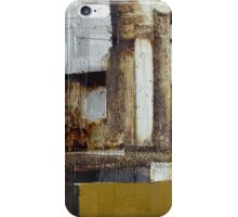 Yellow Orchre iPhone Case/Skin