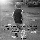 """Ecclesiastes 12:1""  by Carter L. Shepard by echoesofheaven"