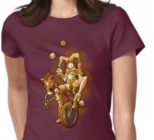 JESTERGIRL Womens Fitted T-Shirt