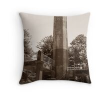 The Tower. Throw Pillow