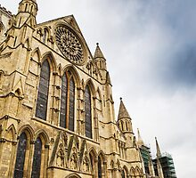 York Minster by Paul-M-W