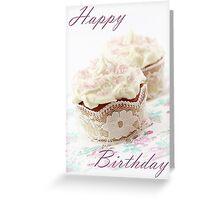 Fancy Birthday Greeting Card