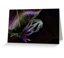 Look at me - I'm Glowing! Greeting Card