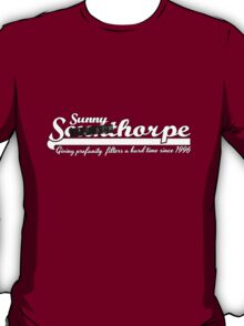 The Scunthorpe Problem T-Shirt